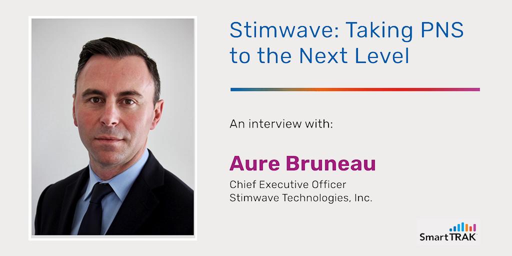 Stimwave Aure Bruneau Header